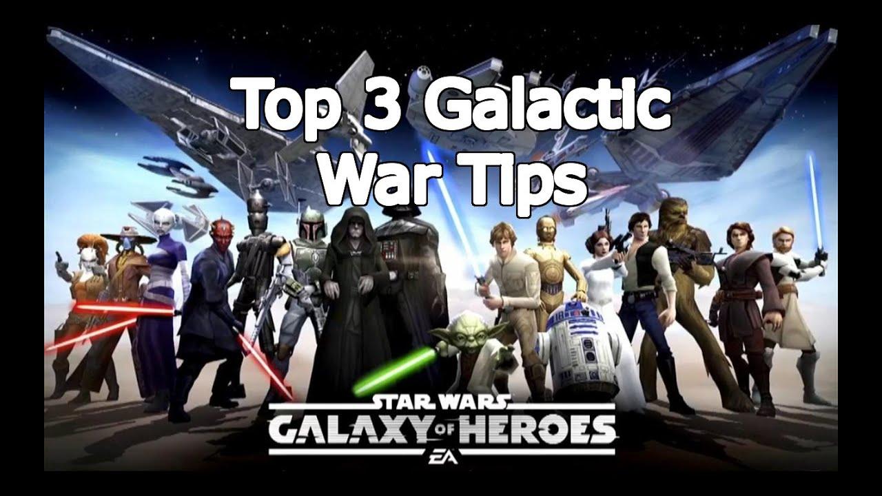 Star Wars Galaxy of Heroes Forums