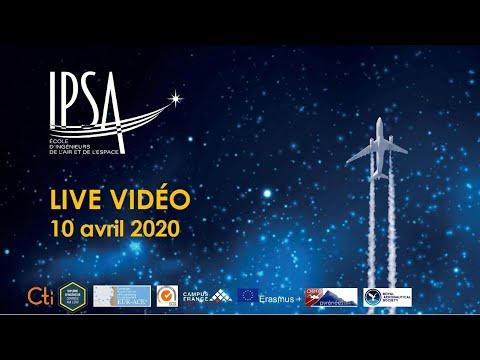 Live IPSA (10 avril 2020) - Spécial hors Parcoursup (Bachelor et prépa classique)