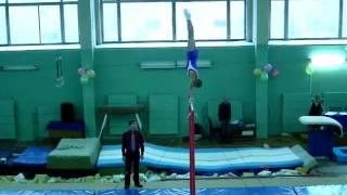 Спортивная гимнастика Саша Клевцов г.Ижевск