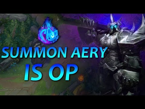 Summon Aery IS OP ON MORDE! - Top Lane VS Yasuo.