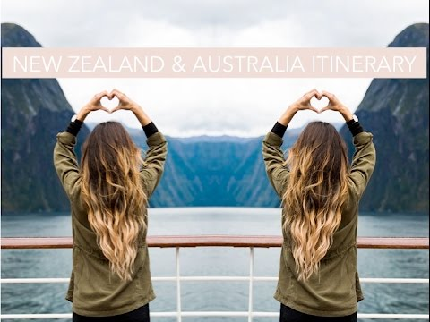 NEW ZEALAND & AUSTRALIA TRAVEL VLOG | Mia Mia Mine