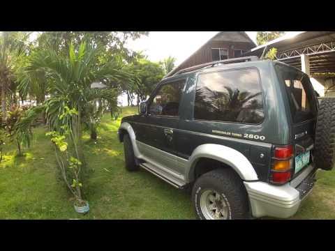 My Philippines Ride - 1998 Mitsubishi Pajero  - Philippines Expat