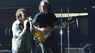Pearl Jam: Pendulum [HD] 2013-10-16 - Worcester, MA