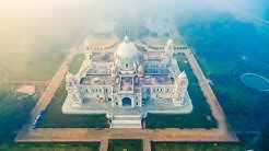 Kolkata beautiful aerial video   Waking Up With Kolkata    4K film by Sandip De