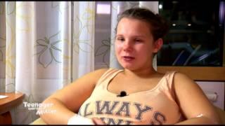 11. Staffel Teenager werden Mütter: Lisa hat starke Wehen