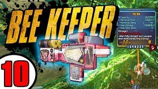 BEE KEEPER ZER0?! - Road to OP8 Zer0 - Day 10 [Borderlands 2]