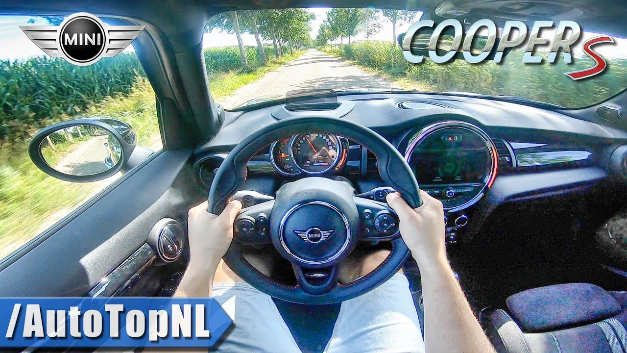 2019 Mini Cooper S 20 Turbo Pov Test Drive By Autotopnl Youtube