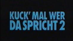 Kuck' mal wer da spricht 2 (1990) - DEUTSCHER TRAILER