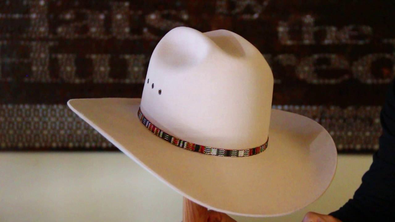 Akubra Bronco Light Sand Review- Hats By The Hundred - YouTube 9e1a06b419cc