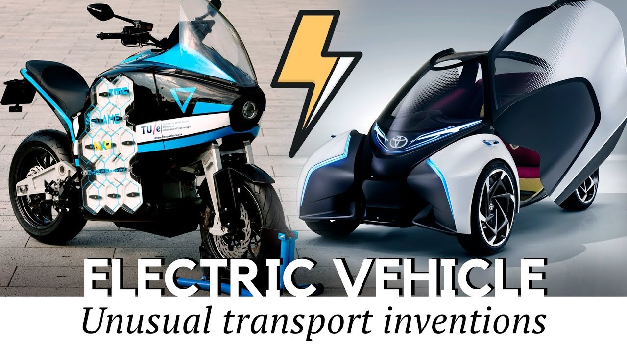 10 Amazing Electric Vehicles and New Transport Inventions You Should ...