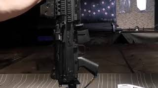 M249 Machine Gun - Airsoft version
