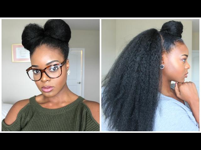 Absolute Genius Hairstyles For Women With Natural Hair