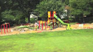 Sssas Playground Construction Timelapse