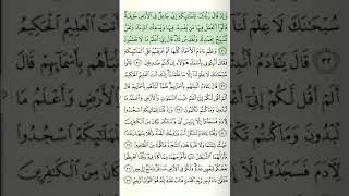 Qur'on tilovati sahifa-sahifa Baqara surasi 5-sahifa