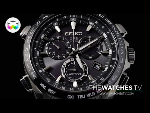 Seiko's New Products 2014: Between High-End And Solar Power