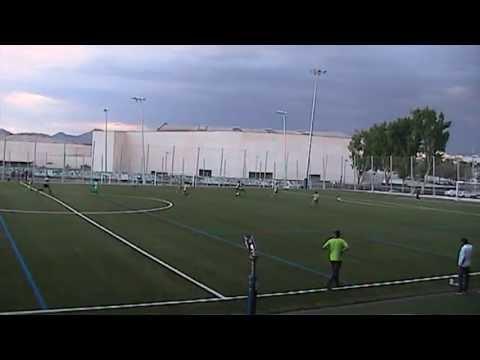 UD Cornella F - Santa Coloma de Cervelló CE A Penalti (4-5-2013)