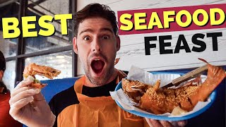 BEST SEAFOOD FEAST in Manila - Sunday Funday with our FILIPI...