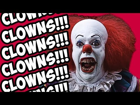 Are You Afraid of Clowns? – IT MOVIE Review // F*cked Up Film Club | Snarled