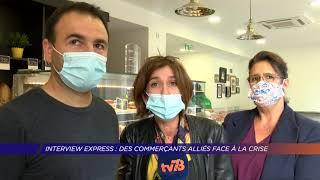 Yvelines | Interview express : Des commerçants alliés face à la crise