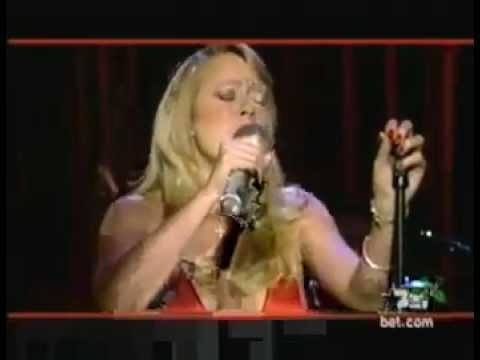 HQ - Mariah Carey - Joy To The World Live At Bet 2001