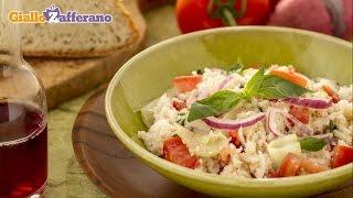 Panzanella Salad - Italian Recipe