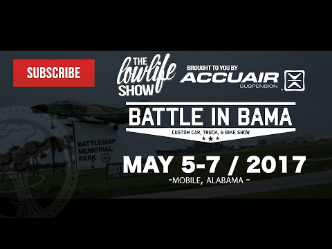 Battle in Bama / May 5th -7th Mobile, Alabama Presented by Metal Brothers