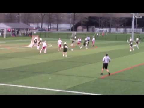 Sam Turk's lacrosse highlight video- 2016