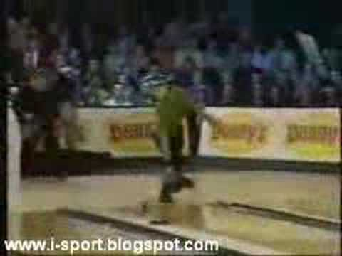 sports bowling incident
