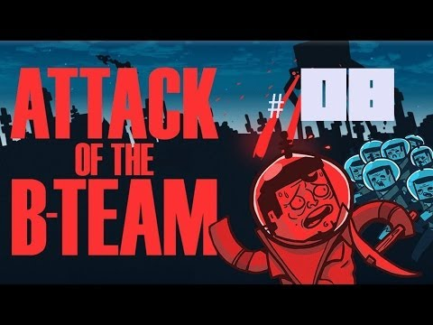 Attack of the B-Team Ep. 08: Project Red Auto Smelting