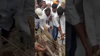 Prabhu Ratnakar Ji Ka Antim Sanskar at Kurukshetra