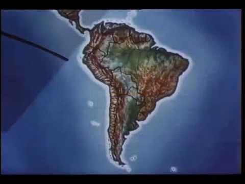 1966 Solar Eclipse in South America