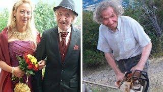 Sie heiratete einen Millionär wegen seines Geldes, aber nach seinem Tod war sie überrascht!