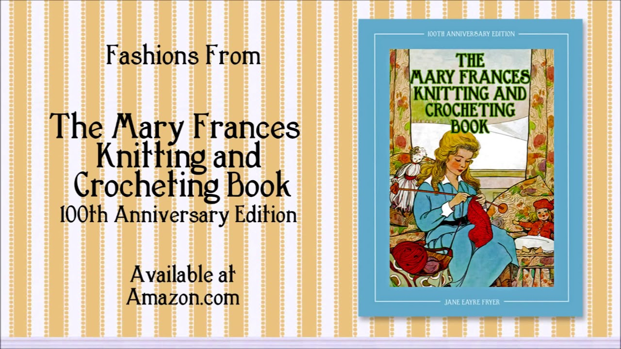 American Girl Doll Clothes from The Mary Frances Knitting ...