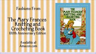 American Girl Doll Clothes From The Mary Frances Knitting & Crocheting Book