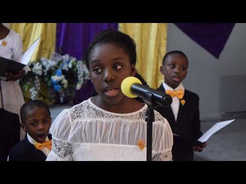 First Ghana SDA Children's Choir Music Rendezvous- December 29, 2017