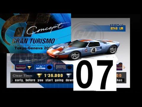Gran Turismo Concept 2002 Tokyo-Geneva - Part 7 - Misplaced Excitement