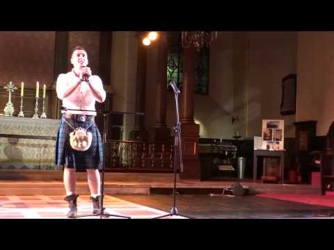 """Matthew McKenna sings """"No one But You"""" at Westend Fest"""