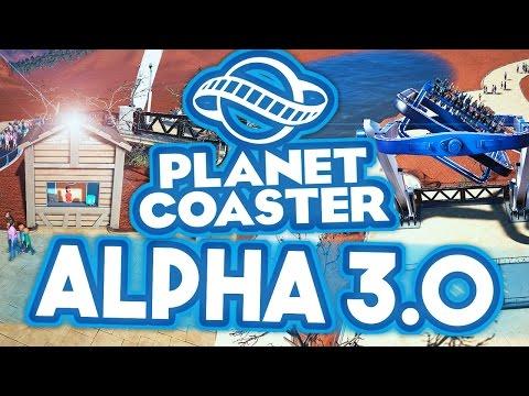 VERDER IN ALPHA 3! - Planet Coaster #10