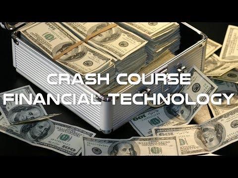 Crash Course Financial Technology FINTECH