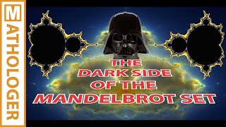 The dark side of the Mandelbrot set