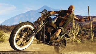 GTA 5 BIKERS & GANG WARS! - GTA 5 Online BIKES & GANG WARS Missions - (GTA 5 Funny Moments)