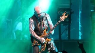 """""""Pride in Prejudice"""" Slayer@The Fillmore Philadelphia 3/3/16 Repentless Tour"""