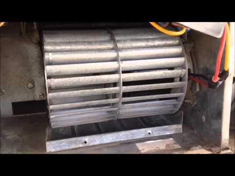 RV Furnace Repair Atwood 8535-II Hydro Flame   Motor Replacement (Part 3)