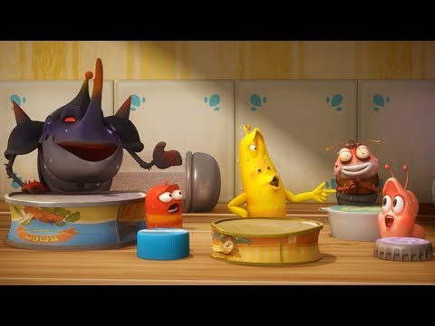 LARVA - THE BAND | Cartoon Movie | Cartoons For Children | Larva Cartoon | LARVA Official