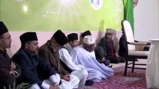 Khalifa delivers closing address to Jalsa Salana Qadian 2013