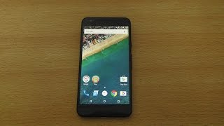 Nexus 5X Android 6.0.1 Marshmallow Review (4K)