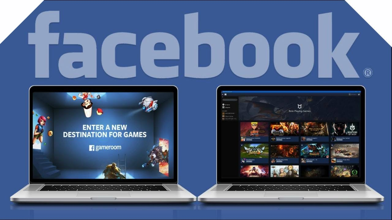download facebook gameroom latest version