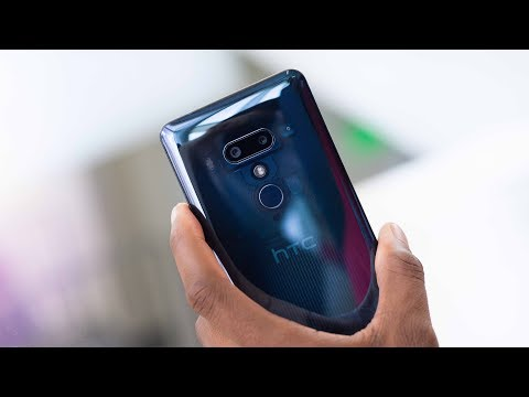 HTC U12+ Review: A Phone With No Buttons!