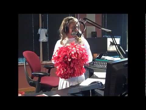 Mitch sings the USC Fight Song
