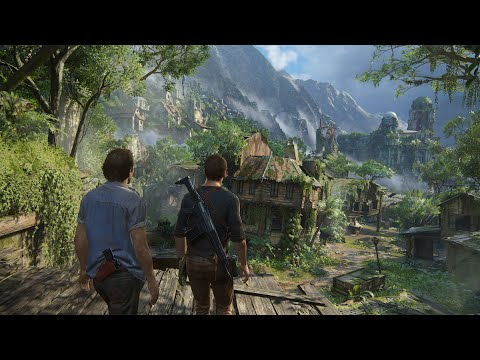Uncharted 4 Ultra Hd 4k Ps4 Best Graphics Youtube